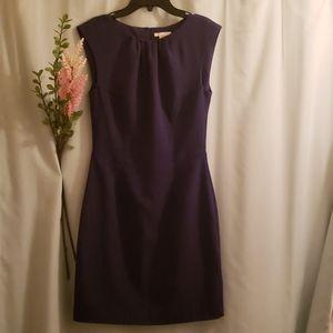 H&M Navy Blue Mini Dress 658